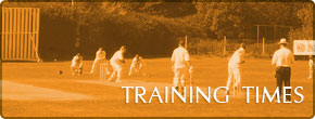Cork County Cricket Club Traning