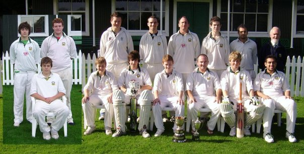 Junior Cup Winners 2009