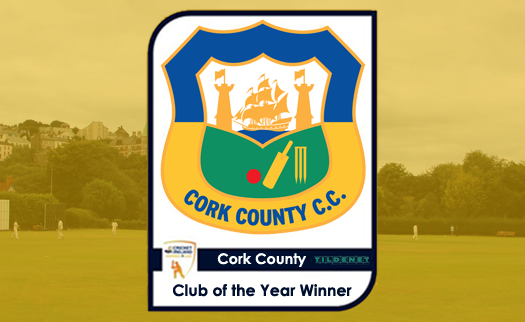 Tildenet Club of the Year – Cork County