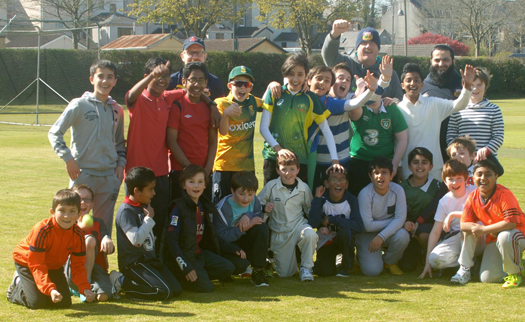 Youth Cricket Coaching in Cork