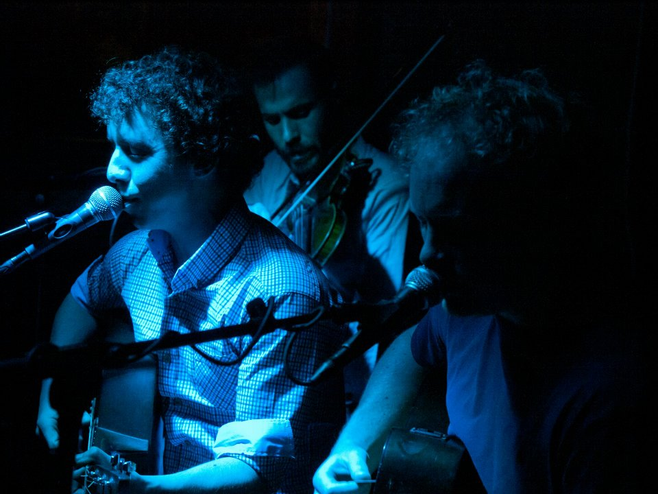 The Fir Beag Collective at the Cricket Club