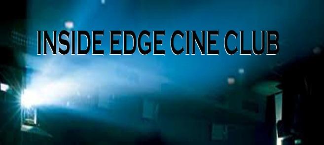Inside Edge Cine Club at Cork County Cricket Club on the Mardyke