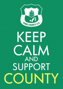 Keep Calm and Support County