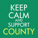 Keep Calm and Support Cork County