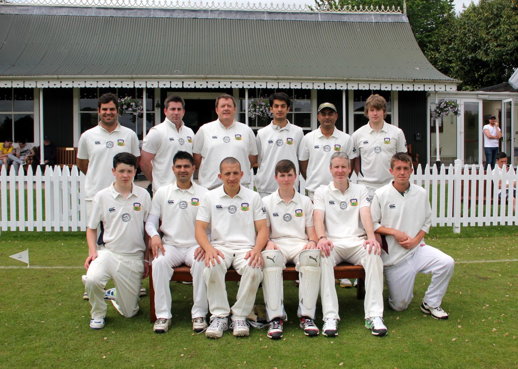 The Cork County CC 1st XI