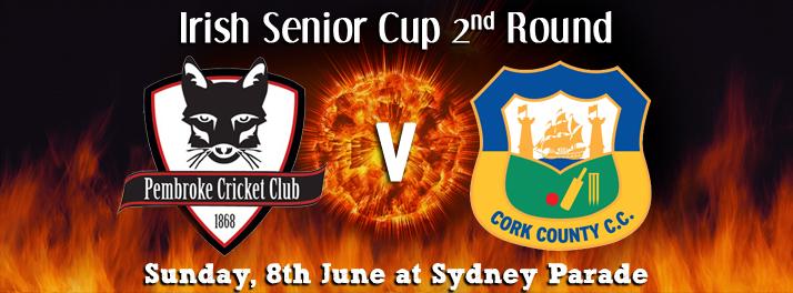Irish Senior Cup: Pembroke v Cork County