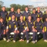 Cork County squad v Railway Union - Irish Cup 2007