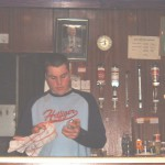john-sommerfield-working-behind-the-bar