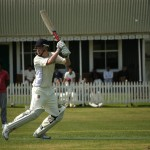 Aidan Kelleher in action for Cork County 3rd XI at the Mardyke