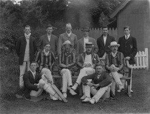 Cork Cricket team from 1930s