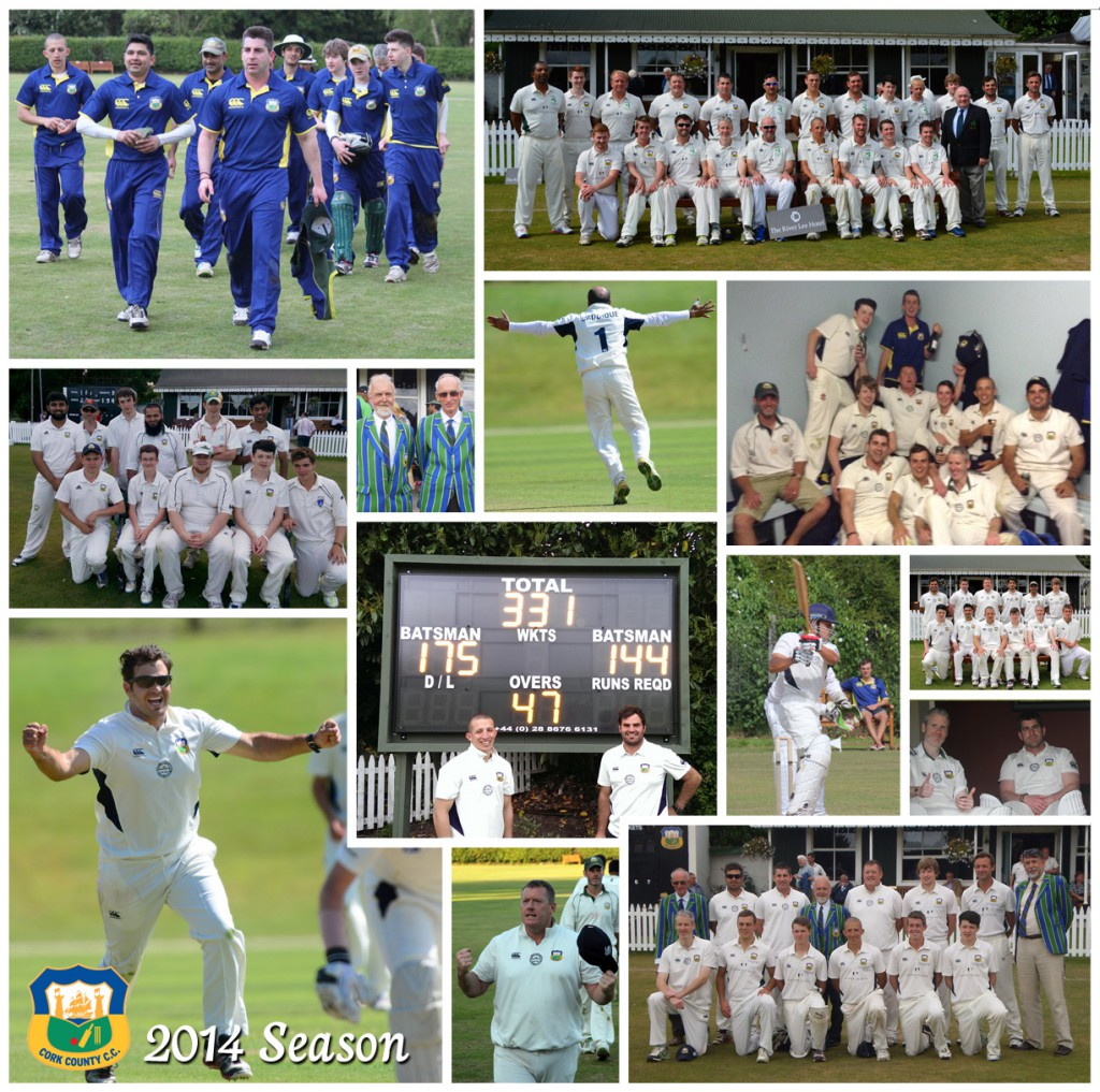 2014 season for Cork County Cricket Club