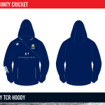 Cork County Cricket Mercury TCR Hoody 2015