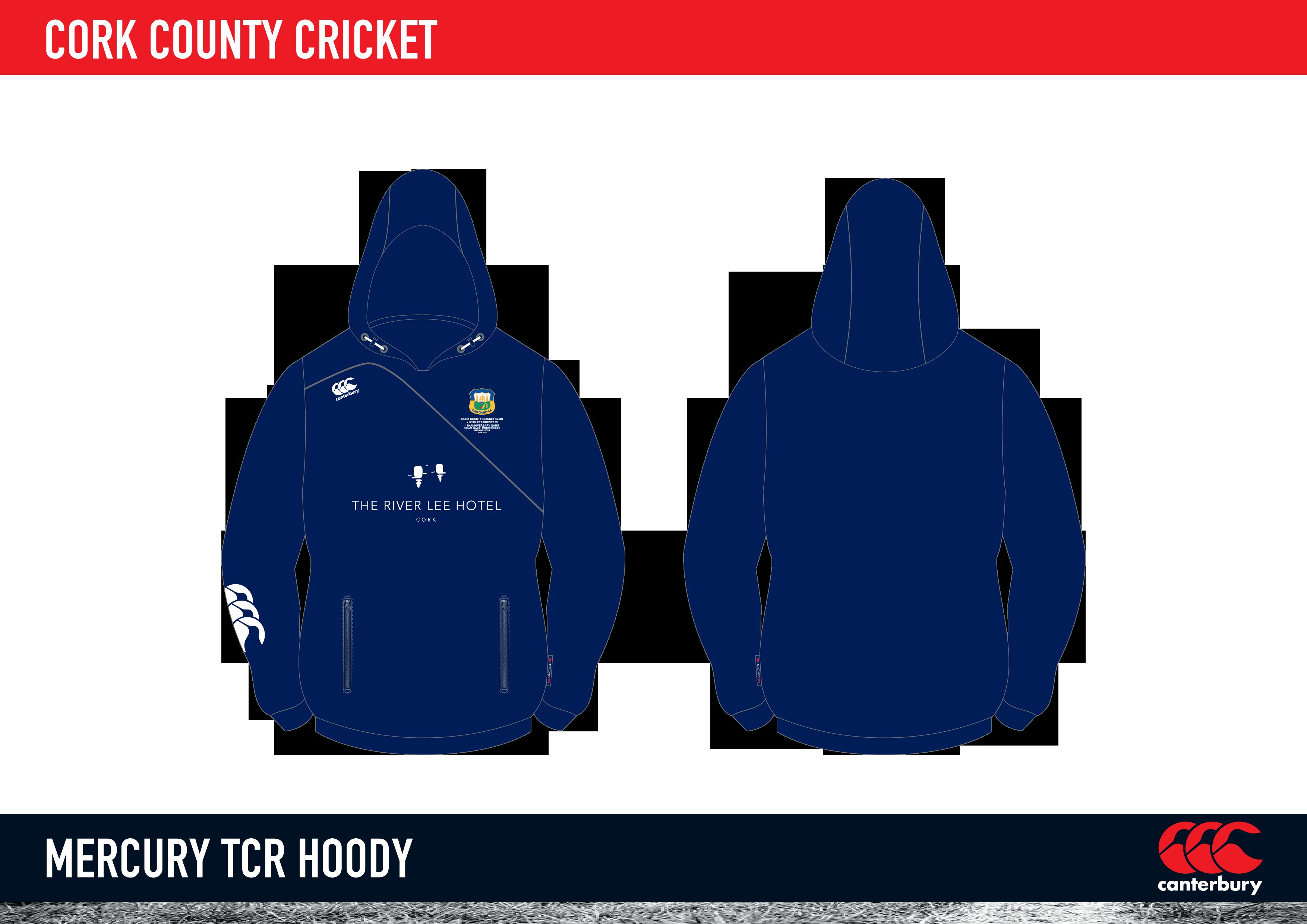 cork county cricket mercury tcr hoody 2015 « cork county cricket club