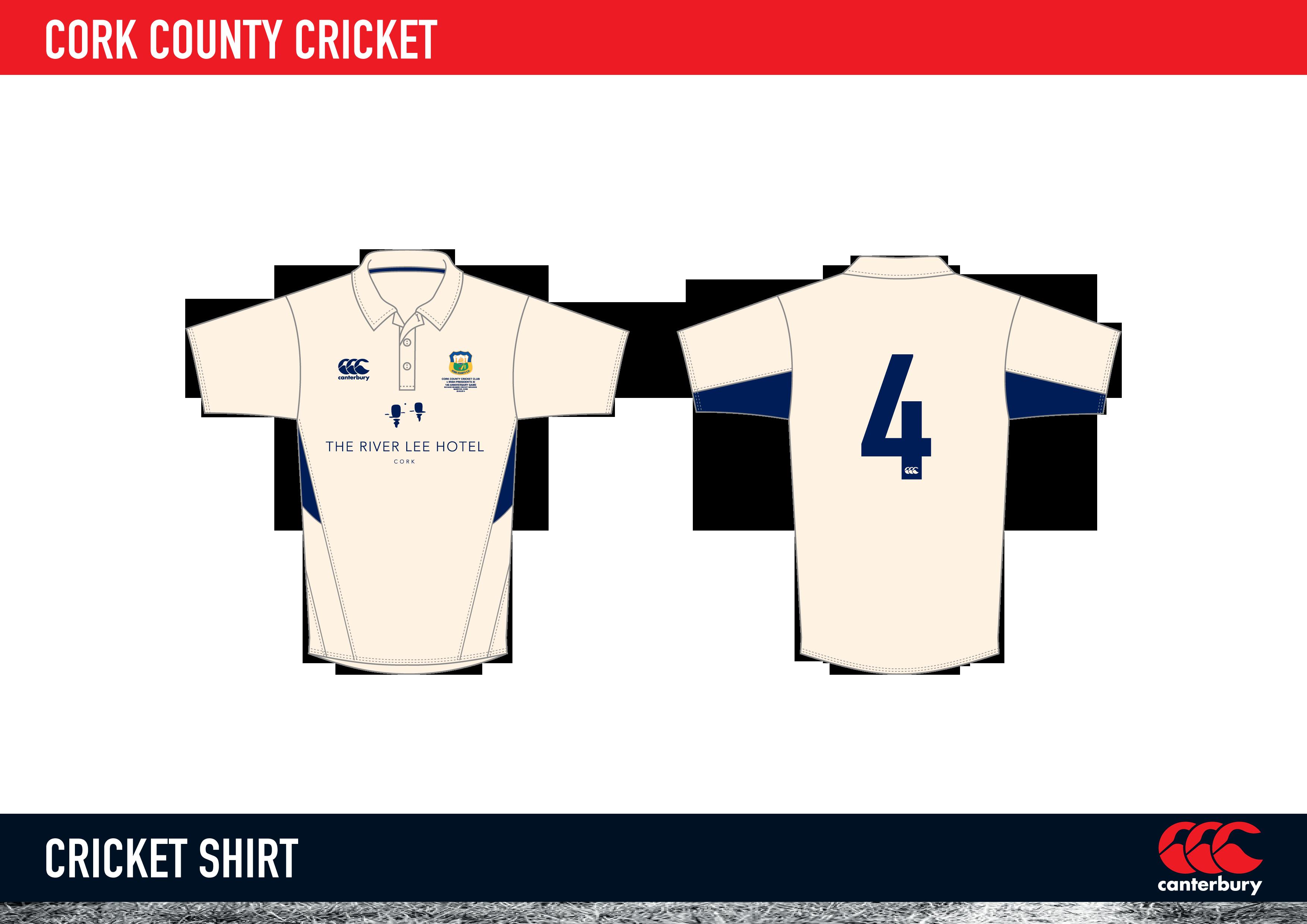 cork county cricket shirt 2015 « cork county cricket club
