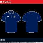 Cork County Cricket Waimak polo 2015