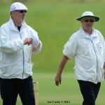 # 0 18 Umpires Thew & Smythe