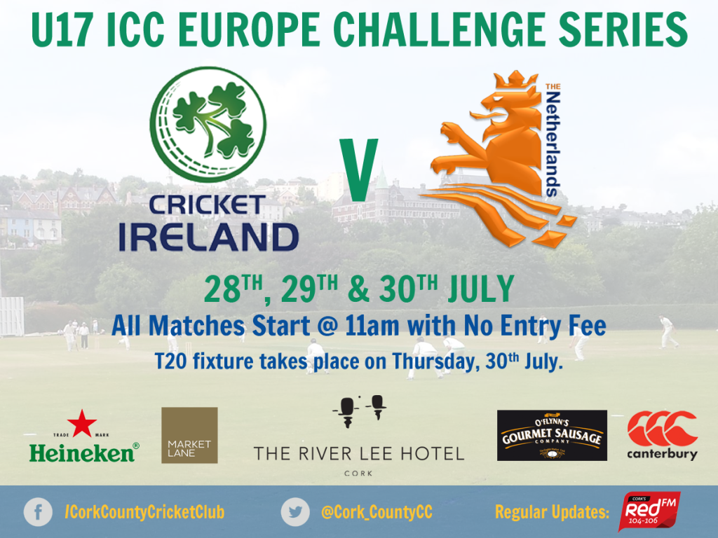 U17 ICC Europe Challenge Series 2015