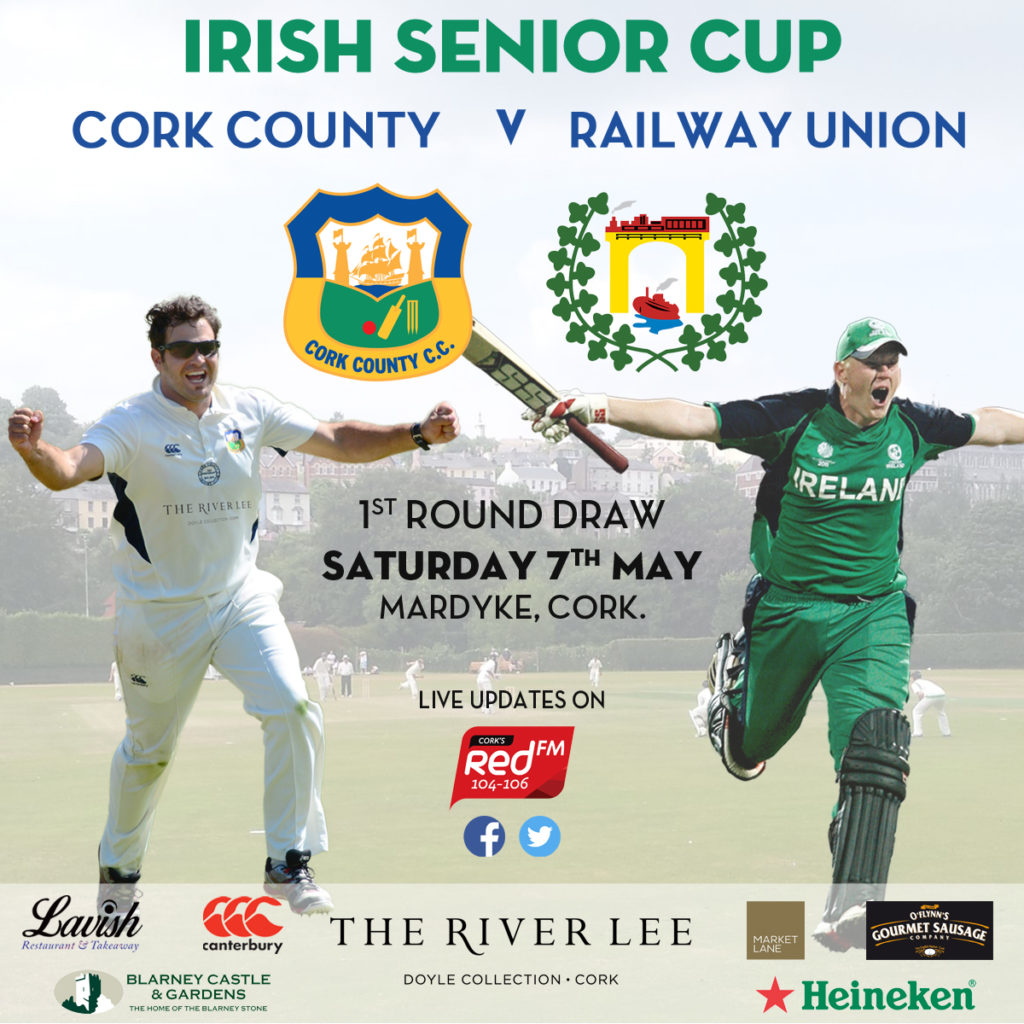 2016 Irish Senior Cup