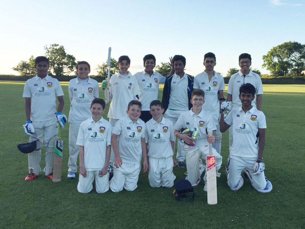 Cork County U15s beat Cork Harlequins by 8 wickets