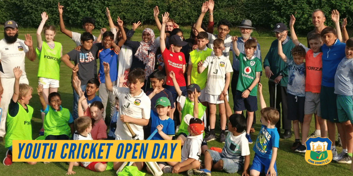 Youth Cricket Open Day
