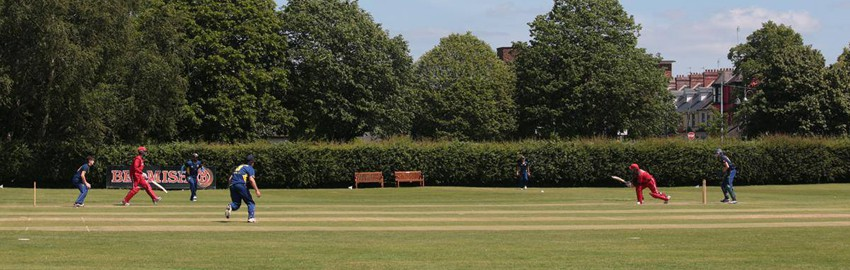 The Mardyke hosts the Oman Cricket Association T20 training camp